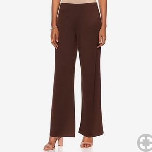 Express Stovepipe Slouchy Wide Leg Trousers